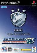 Let's make a Pro Soccer Club ! Europe Championship - PS2
