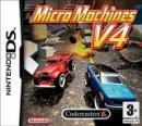 Micro Machines V4 - DS
