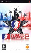 World Tour Soccer 2 - PSP