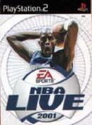NBA Live 2001 - PS2
