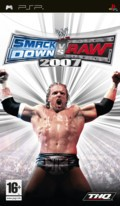 WWE SmackDown ! Vs. RAW 2007 - PSP