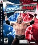 WWE SmackDown ! Vs. RAW 2007 - PS3