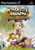 Harvest Moon : Save The Homeland - PS2