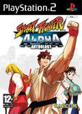 Street Fighter Alpha Anthology - PS2