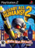 Destroy All Humans ! 2 - PS2