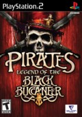 Pirates : Legend of the Black Buccaneer - PS2