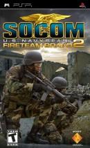 SOCOM : U.S. Navy SEALs Fireteam Bravo 2 - PSP