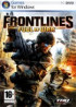 Frontlines : Fuel Of War - PC