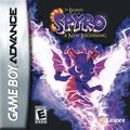 The Legend of Spyro : A New Beginning - GBA