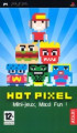 HOT PIXEL - PSP