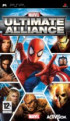 Marvel : Ultimate Alliance - PSP