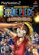 One Piece Pirates Carnival - PS2