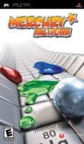 Mercury Meltdown - PSP