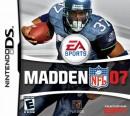Madden NFL 07 - DS