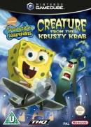 Bob l'Eponge : La créature du crabe croustillant - Gamecube