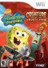 Bob l'Eponge : La créature du crabe croustillant - Wii