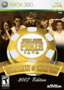World Series of Poker : Tournament of Champions - Xbox 360