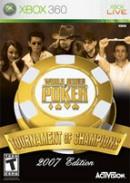 World Series of Poker : Tournament of Champions - Xbox 360