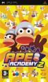 Ape Academy 2 - PSP