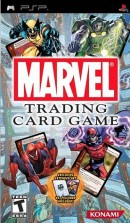 Marvel Trading Card Game - PSP