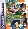 Mega Man Battle Network 6 Cybeast Gregar - GBA