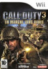 Call of Duty 3 : En marche vers Paris - Wii