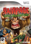 Rampage : Total Destruction - Wii