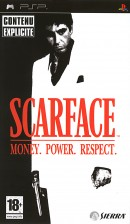 Scarface Money. Power. Respect. - PSP