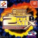 Dance Dance Revolution 2nd Mix - Dreamcast