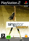 SingStar Legends - PS2