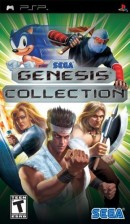 Sega Genesis Collection - PSP
