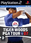 Tiger Woods PGA Tour 07 - PS2