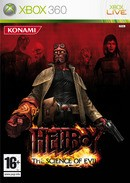 Hellboy : The Science of Evil - Xbox 360