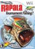Rapala Tournament Fishing ! - Wii