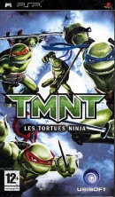 Tortues Ninja : le film - PSP