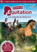 Mission équitation - A la recherche du cheval d'or - PC
