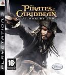 Pirates des Caraïbes : Jusqu'au Bout du Monde - PS3