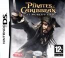 Pirates des Caraïbes : Jusqu'au Bout du Monde - DS