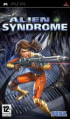 Alien Syndrome - PSP