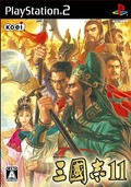 Romance of the Three Kingdoms XI - PS2