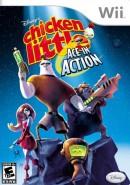 Disney's Chicken Little : Aventures Intergalactiques - Wii