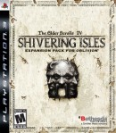 The Elder Scrolls IV : Oblivion - The Shivering Isles - PS3