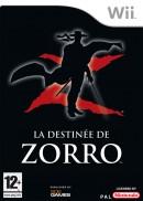 La Destinée de Zorro - Wii