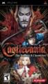 Castlevania : The Dracula X Chronicles - PSP
