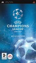 UEFA Champions League Saison 2006-2007 - PSP