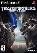 Transformers le jeu - PS2