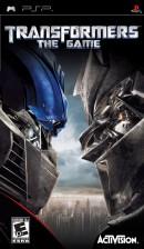 Transformers le jeu - PSP