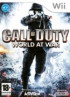 Call of Duty : World at War - Wii