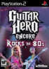Guitar Hero : Rocks the 80s - PS2