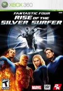 Fantastic 4 : Rise of the Silver Surfer - Xbox 360